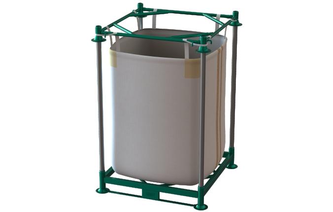 PortaBag Fundo Vazado - com bag