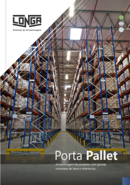 Catálogo Porta Pallet - Longa Industrial