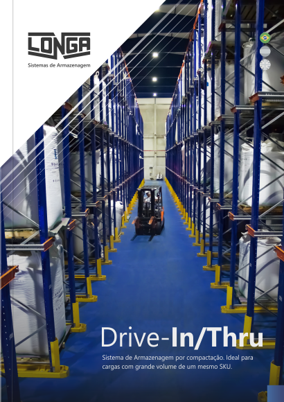 Catálogo Drive-In/Thru - Longa Industrial